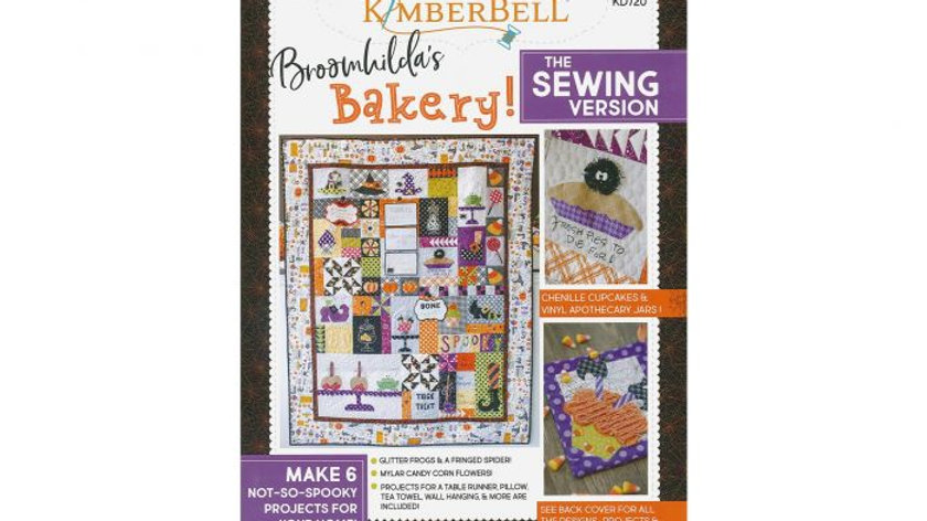 Broomhilda's Bakery Fabric Kit
