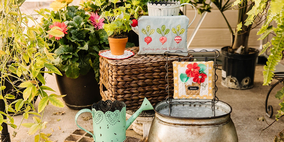 Kimberbell Garden Guild Event - Virtual and In-Store