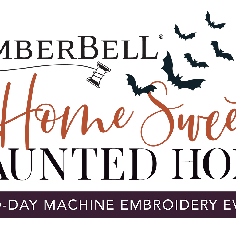 Kimberbell Home Sweet Haunted Home - Virtual and In-Store