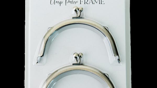 CLASP PURSE FRAME – SMALL CRESCENT
