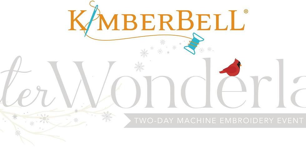 Kimberbell Winter Wonderland-Virtual and In-Store