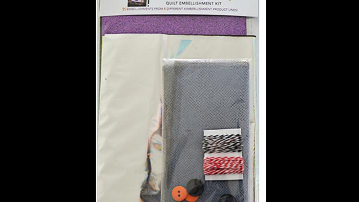 Broomhilda's Bakery Embellishment Kit
