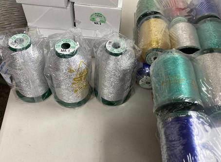 Kingstar Metallic Thread!!!!