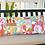 Thumbnail: Hoppy Easter bench pillow kit