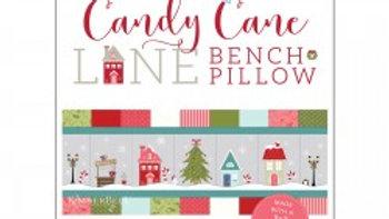 Candy Cane Lane Bench Pillow Embellishment Kit Pre Order