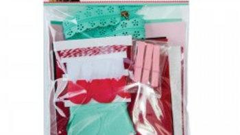 Pre Order Embellishment Kit Love Notes Mystery Quilt