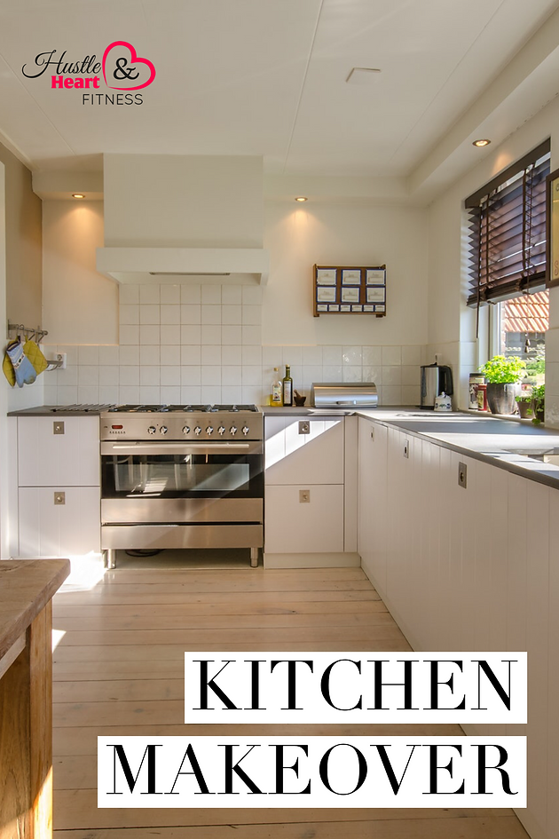 How To Set Up Your Kitchen For Weight Loss Success