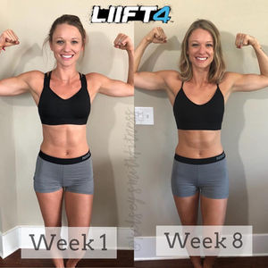 LIIFT4 Meal Plan with Recipes