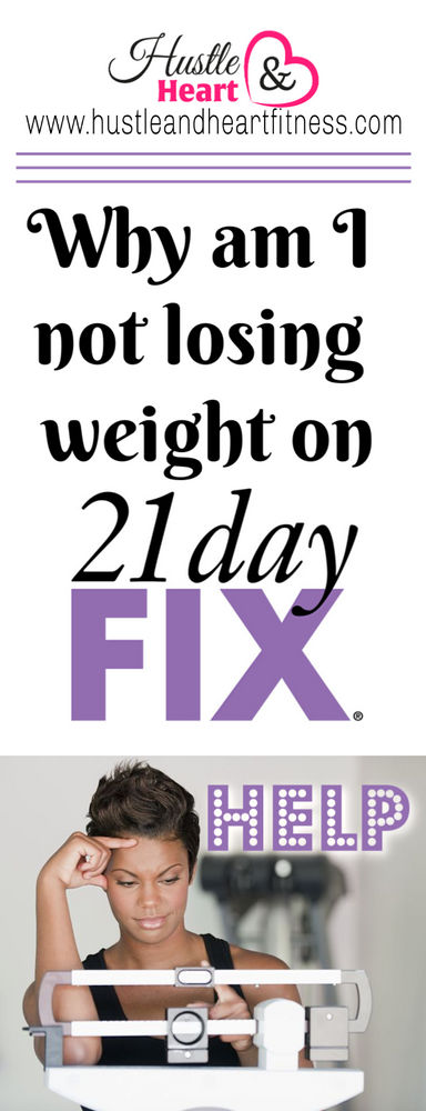 Tips To Jump Start Your Weight Loss With 21 Day Fix