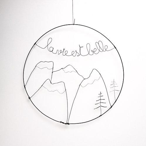 La vie est belle en montagne