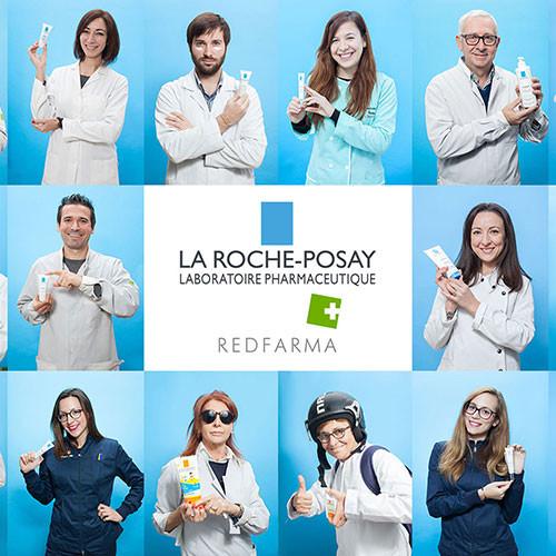 Campaña La Roche Posay RedFarma