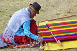 Doña Regina's Weaving Workshop