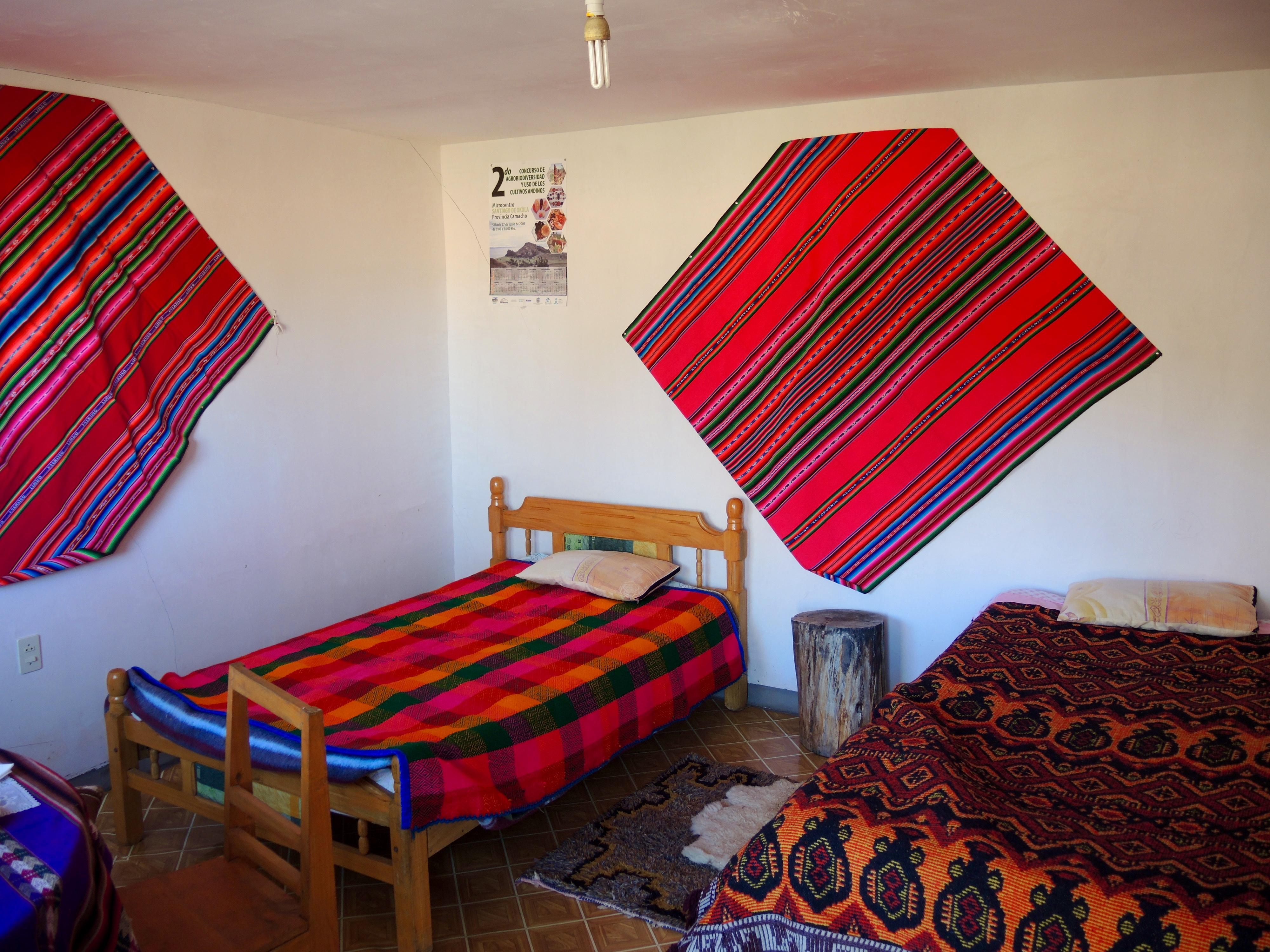 Don Santiago's Bedroom