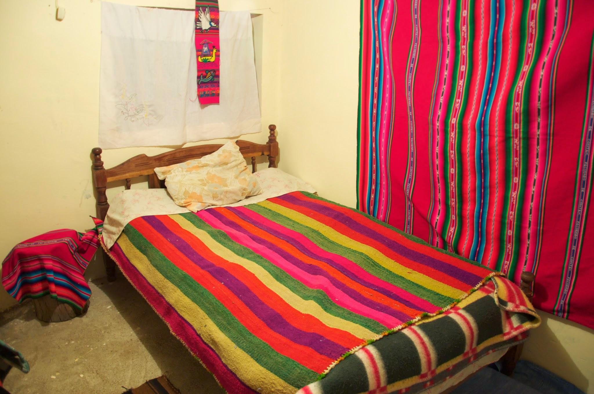 Don Tomas Laruta's Bedroom