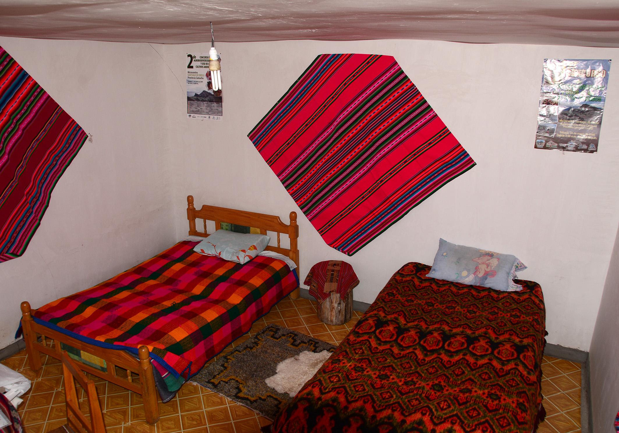 Don Santiago's Guestroom