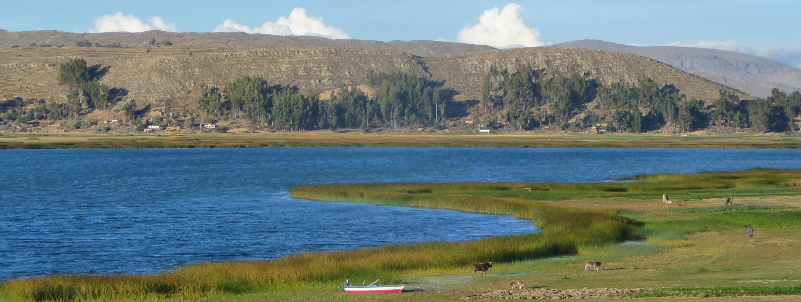 Challapata Peninsula