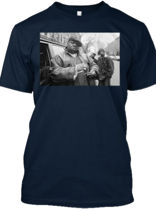 BIG Blunts, Notorious BIG / Big Poppa, Short-Sleeve Unisex T-Shirt