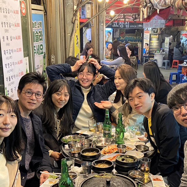 Juhee's Birthday in Ikseon-dong 🤩