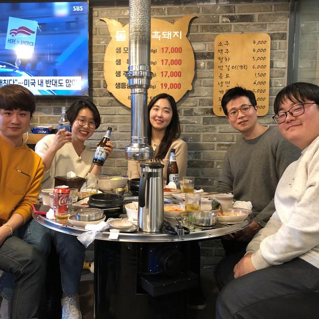 Jung Lab Tasty Road - 돝제주 흑돼지