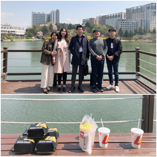 2019 춘계 면역학회 - 건국대학교