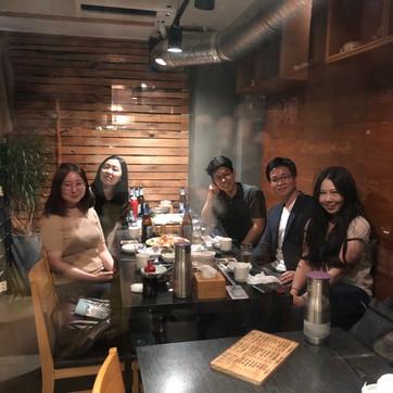 Sashimi/seafood dinner :)
