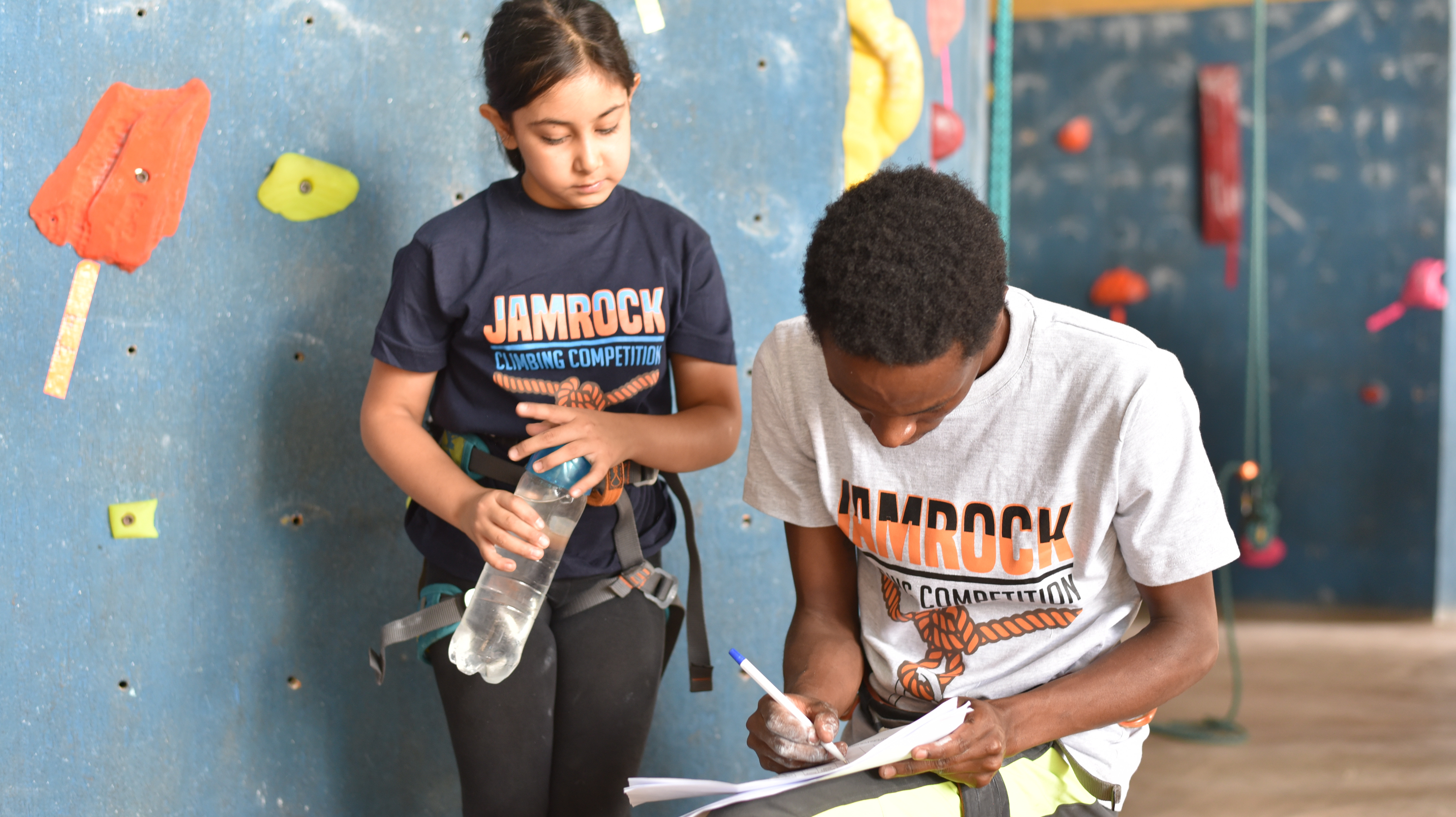 One-on-One Climbing Classes