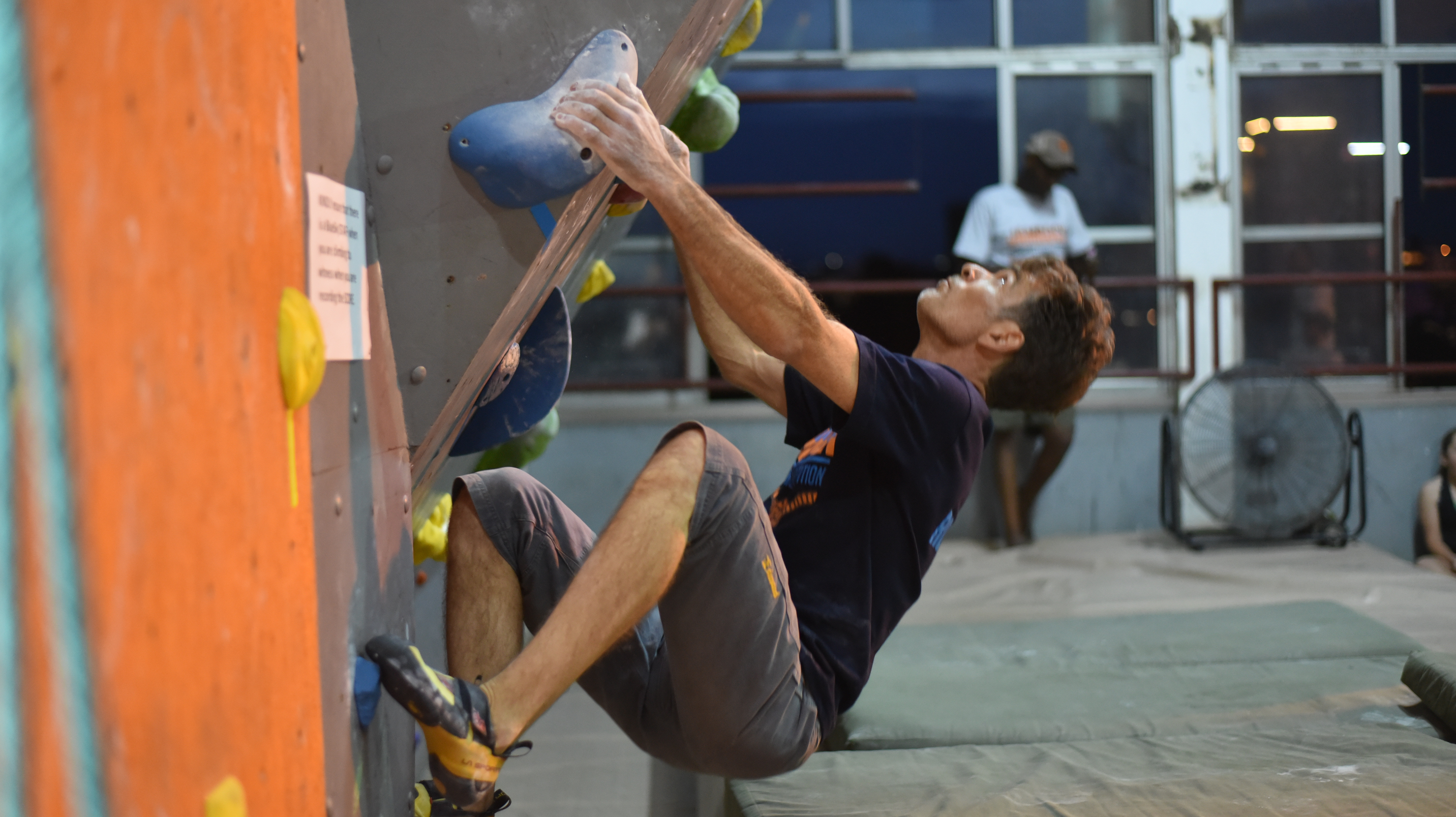 Rock Climbing Session (Bouldering Only)