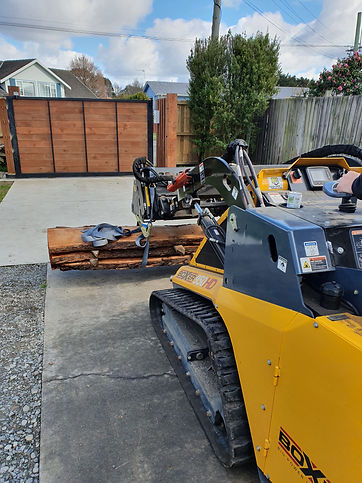 Site clearance contractor christchurch