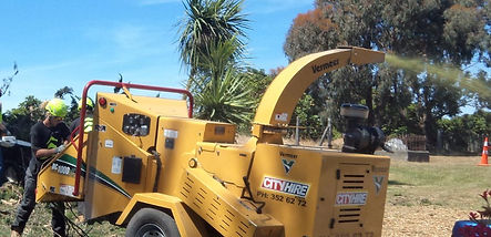 Wood chipping service and tree removal christchurch