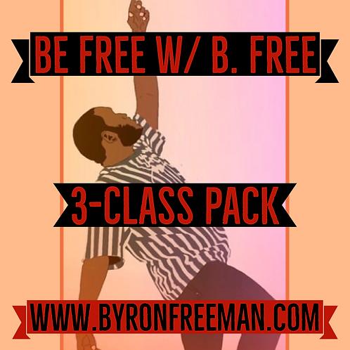 B. Free 3-Class Pack