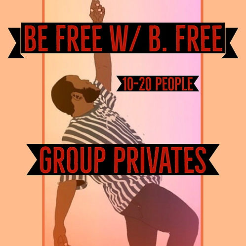 B. Free Group Privates (10-20 People)