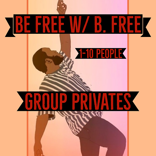 B. Free Group Privates (1-10 People)