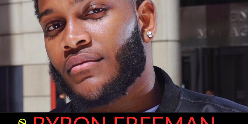 Byron Freeman LIVE!