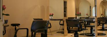 Rob RIvers Salon Inside