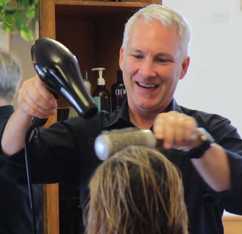 Rob Rivers Salon Owner