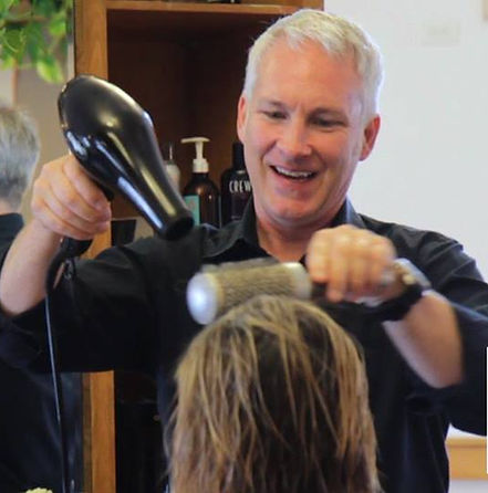 Rob Rivers, Salon Owner
