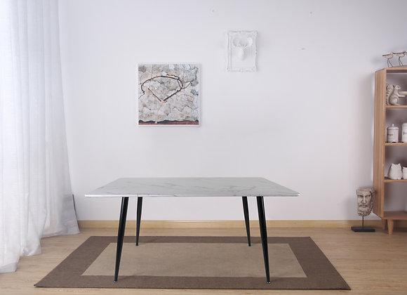שולחן סועדים 120*80 דגם-40504