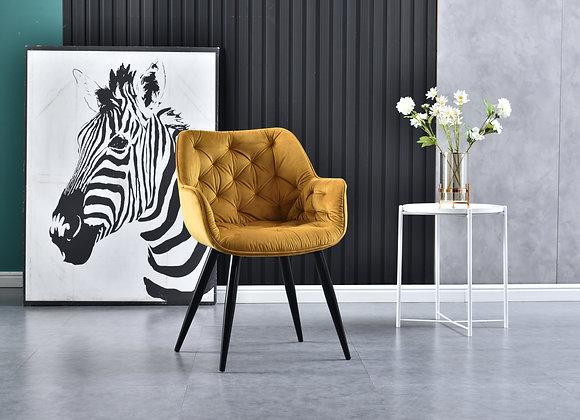 כיסא מרופד דגם-1765
