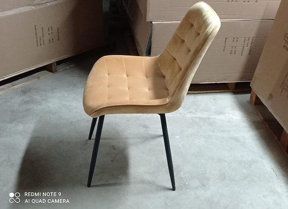 כיסא מרופד קוביות דגם-1719