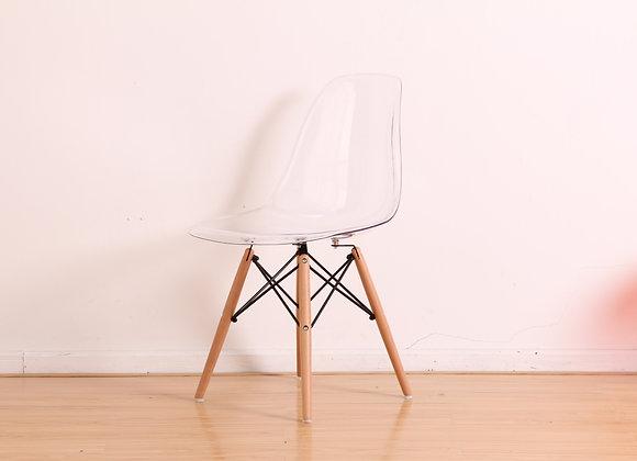 כיסא שקוף דגם לירון