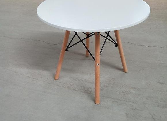 שולחן יצירה מעץ לילדים