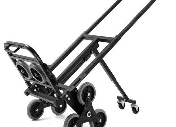 עגלת סבלים 8 גלגלים לעליה במדרגות