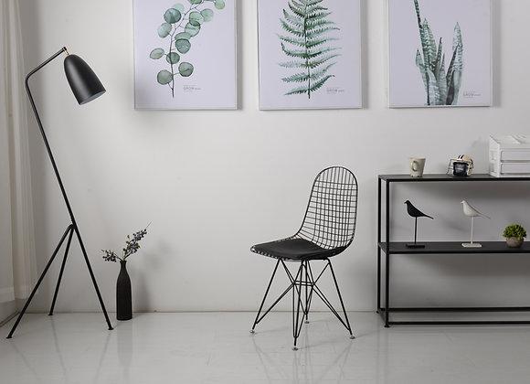 כיסא מתכת מעוצב דגם ריי