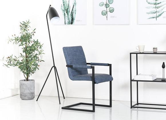 כיסא מעוצב מרופד דגם-1701