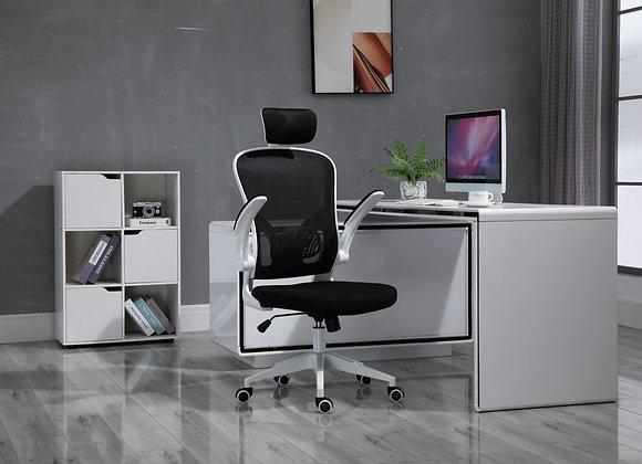 כיסא משרדי 901 כולל משענת צוואר