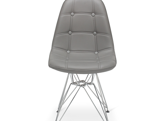 כיסא מעוצב מרופד דגם-1710