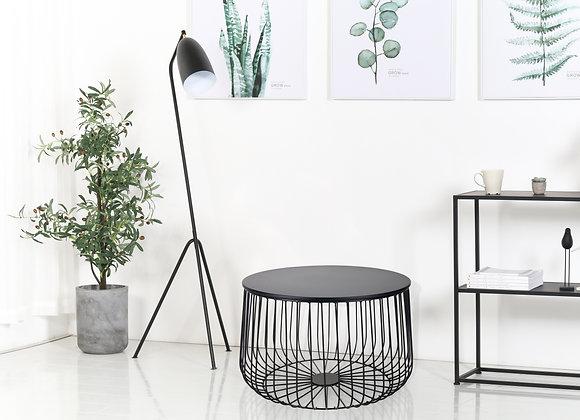 שולחן קפה עגול מעוצב- 4021