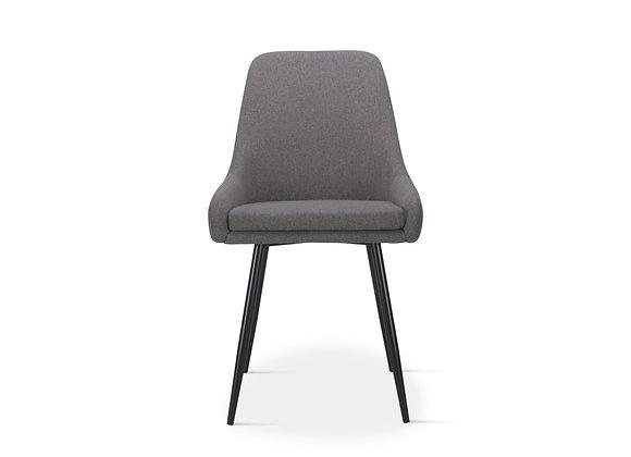 כיסא מרופד ומעוצב דגם-1718