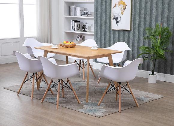 כיסא מעוצב דגם קארין