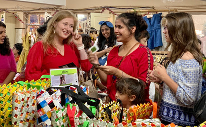 Christmas Bazaar Bonanzas